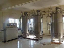 Automatic Liquid Manufacturing Plant