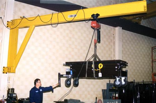 Wall Mounted Jib Crane