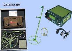 Deep Search Metal Detector RE-P-72 E