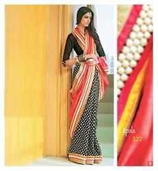 Charming Chanderi Silk Sarees