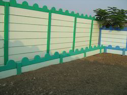 Prefabricated Residential Compound Wall