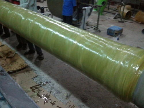 Filament Wounded Pipes Glass Reinforced Epoxy Pipes