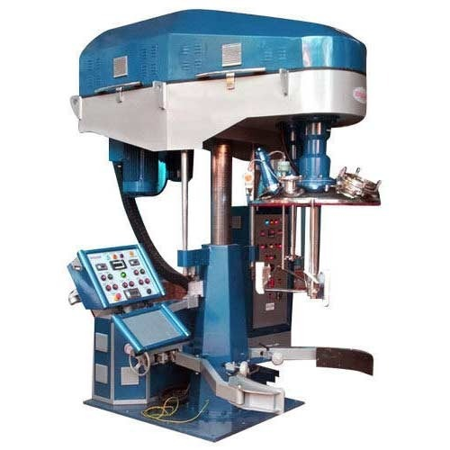 Twin Shaft Disperser