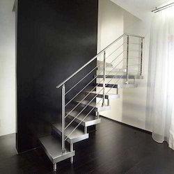 Stair railings in coimbatore suppliers dealers - Steel stair railing design ...