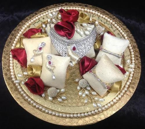 Wedding Gifts Decorative Jewellery Presentation Tray Manufacturer