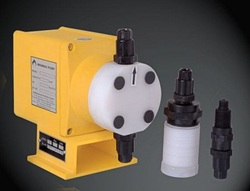 solenoid actuated diaphragm pumps