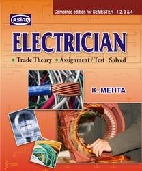Electrician (Theory with Assignment/Test Solved)  Sem 1- 4