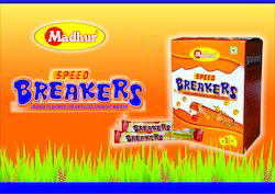 Speed Breaker Chocolate Wafers