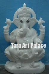 Ganesh Ji Marble Idols