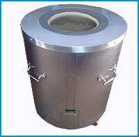 Round Tandoori Pot