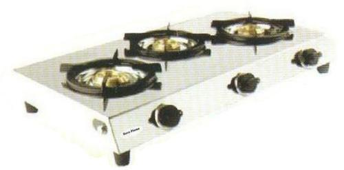 Three Burner Triangular Stoves