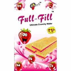 Strawberry Flavored Wafer