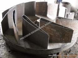 Mill Fan Impellers