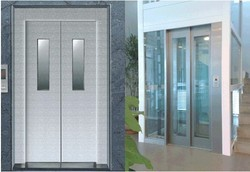 ss automatic doors