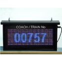 True Colour Train Information Display System