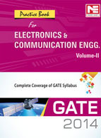 GATE Prtactice Book Electronics Communication Vol II