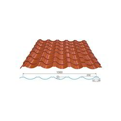 Wave Tile Profile