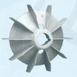 Plastic Fan Suitable For Siemens/BharatBijlee 132 Frame Size