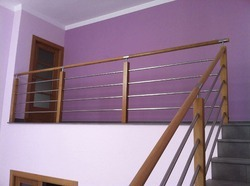 Designer Wood Baluster