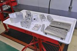 Vertical Machining Milling Components