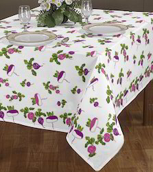 Flower Table cover