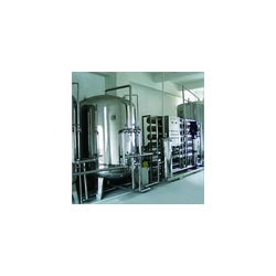 pure mineral water production line
