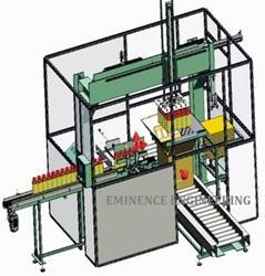 Matrix Formation and Bottle Cartoning Machine