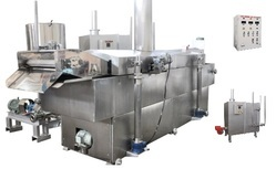namkeen continous frying system