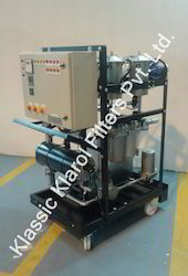 EH Oil Cleaning Machine