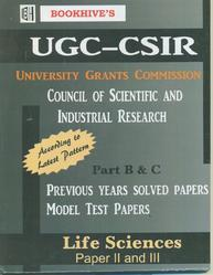 UGC CSIR Part B C Life Science Paper 2 and 3