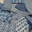Dabu Running Fabric - Printed Dress Material