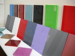high gloss acrylic shutters