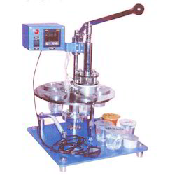 Manual Operate Cup Sealing
