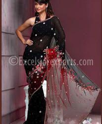 fascinating saree