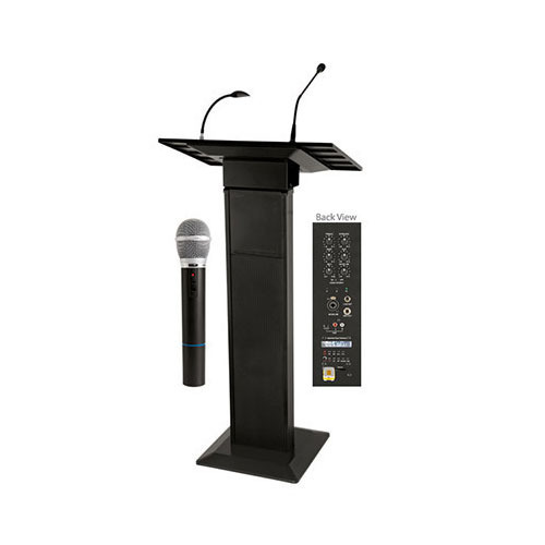Pa Podium And Speakers Podium Pa Trader Amp Supplier From