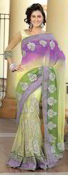 Pure Net Saree Sbs-500