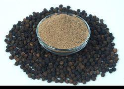 organic kali mirch or black pepper powder