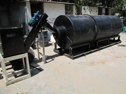 Automated In Vessel Composter (4000/6000/8000 ltr )