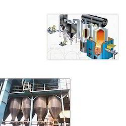 Thermic Fluid Heaters for Rice Mill