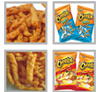 Extruded Crunchy Corn Twist Curl snacks production line