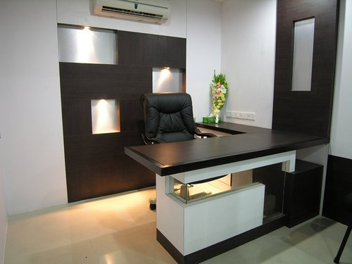 Cabin Style Office : Office manager cabin commercial furniture