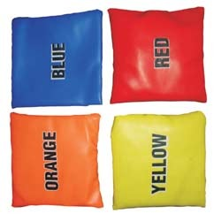 Colour Soft PVC Bean Bags