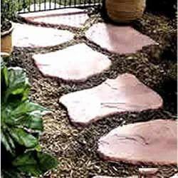 Decorative Stone Steps