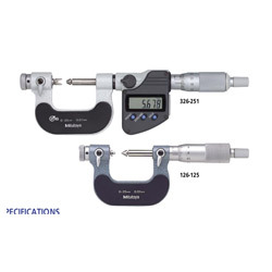 Screw Thread Micrometers