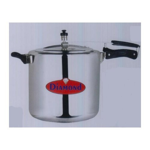 Diamond Jewel 10 Litre Pressure Cooker