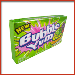 Wax Coated Printed Papers for Bubble Gum Packing
