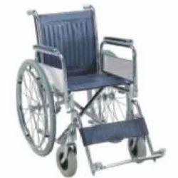 Steel Wheel Wheel Chair