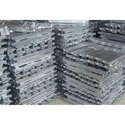 Stack Aluminum Ingots