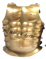 Bronze Breast Plate Armor