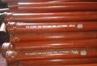 CI Red Drainage Pipe